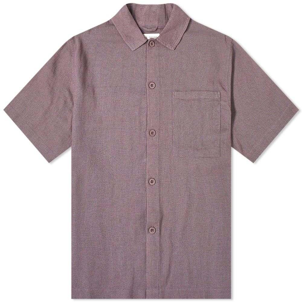 サッタ Satta メンズ 半袖シャツ トップス【Paseo Shirt】Indigo
