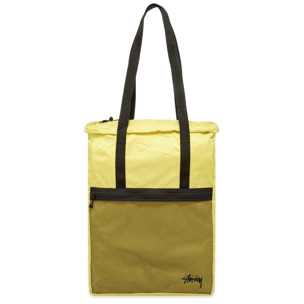 ステューシー Stussy メンズ トートバッグ バッグ【Light Weight Travel Tote Bag】Citrus