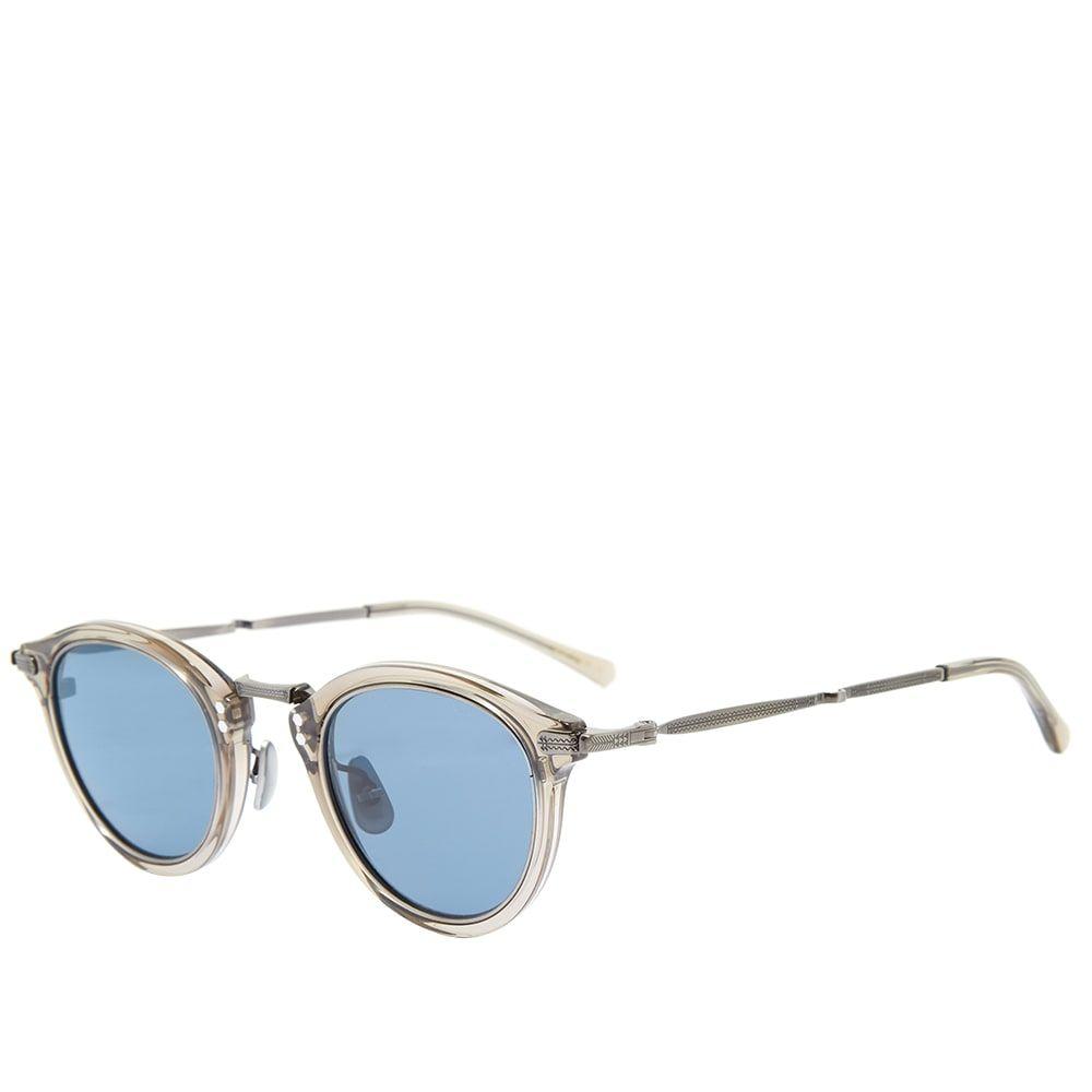 ミスター ライト Mr. Leight メンズ メガネ・サングラス 【Stanley S Sunglasses】Grey Crystal/Pewter