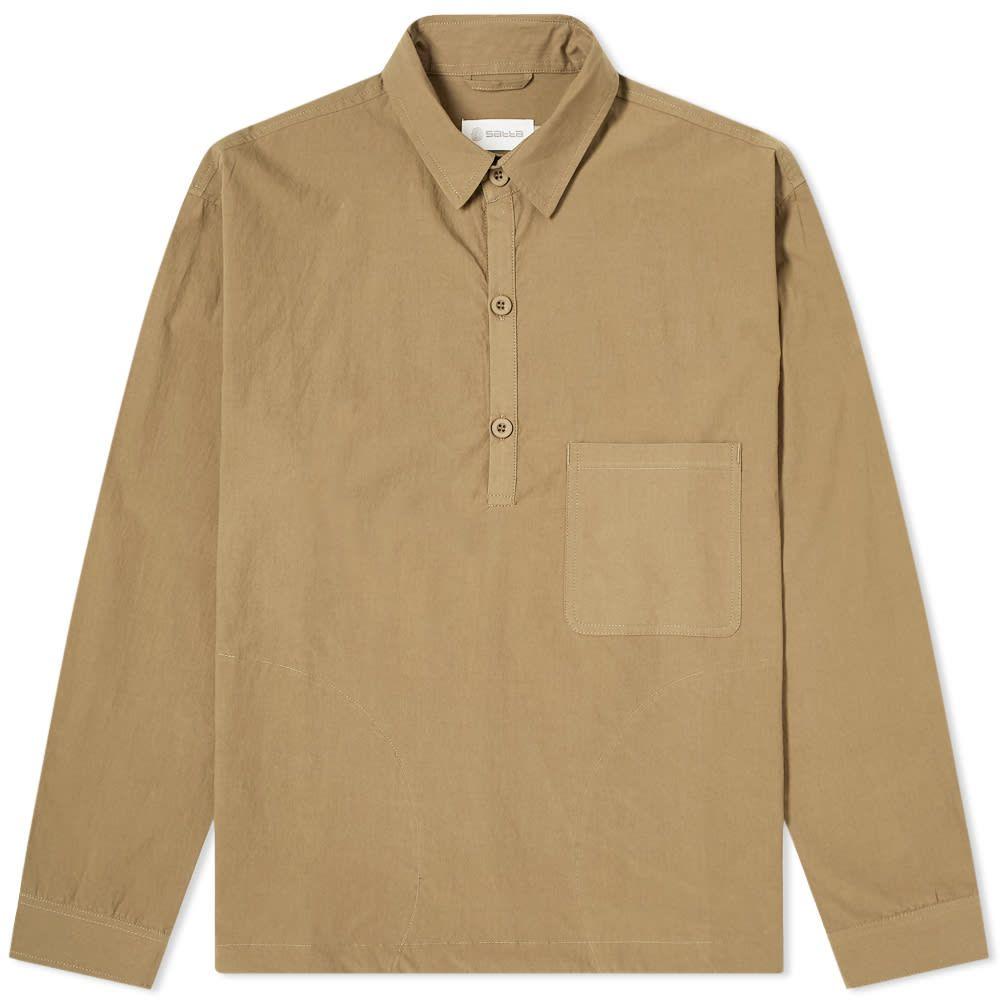 サッタ Satta メンズ シャツ トップス【Slack Shirt】Olive