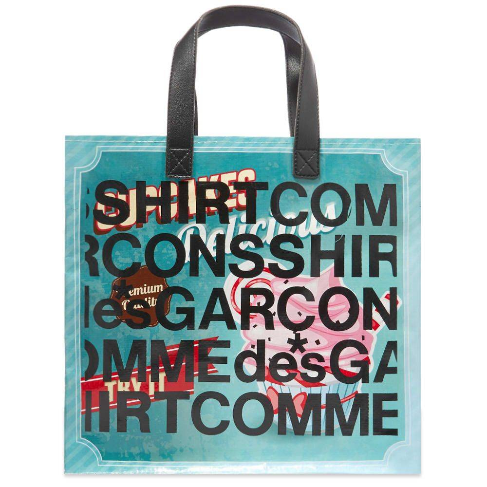 コム デ ギャルソン Comme des Garcons SHIRT メンズ トートバッグ バッグ【Shopping Bag】Print A