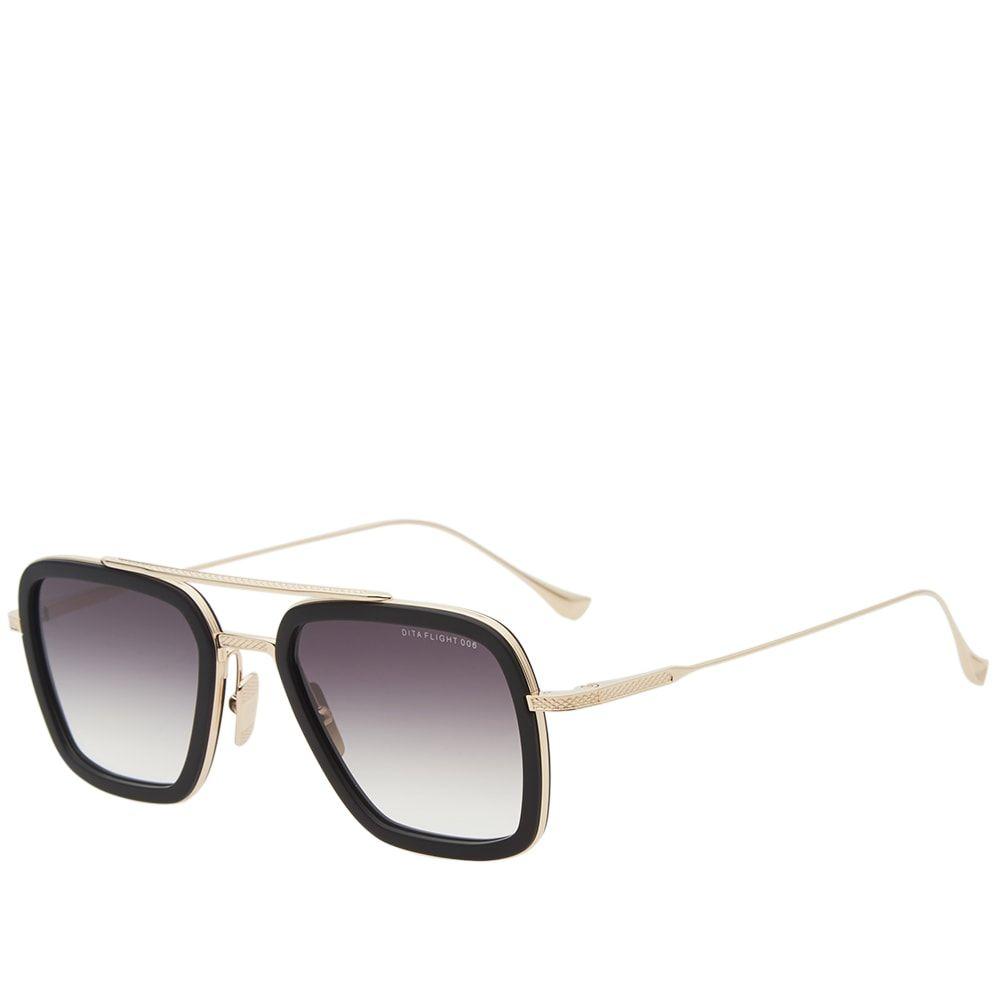 ディータ Dita メンズ メガネ・サングラス 【Flight.006 Sunglasses】Matte Black/Dark Grey