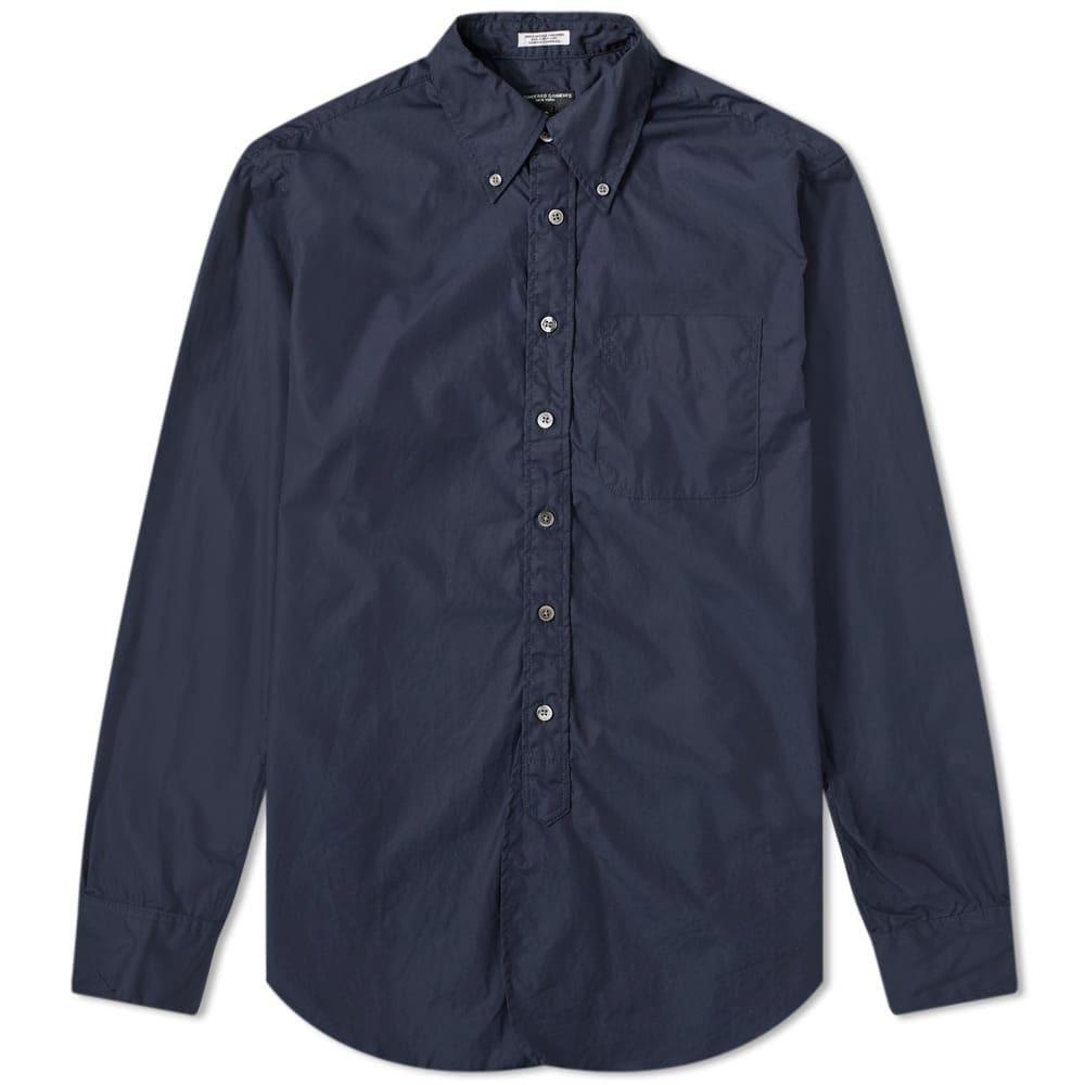 エンジニアードガーメンツ Engineered Garments メンズ シャツ トップス【19th Century Shirt】Dark Navy