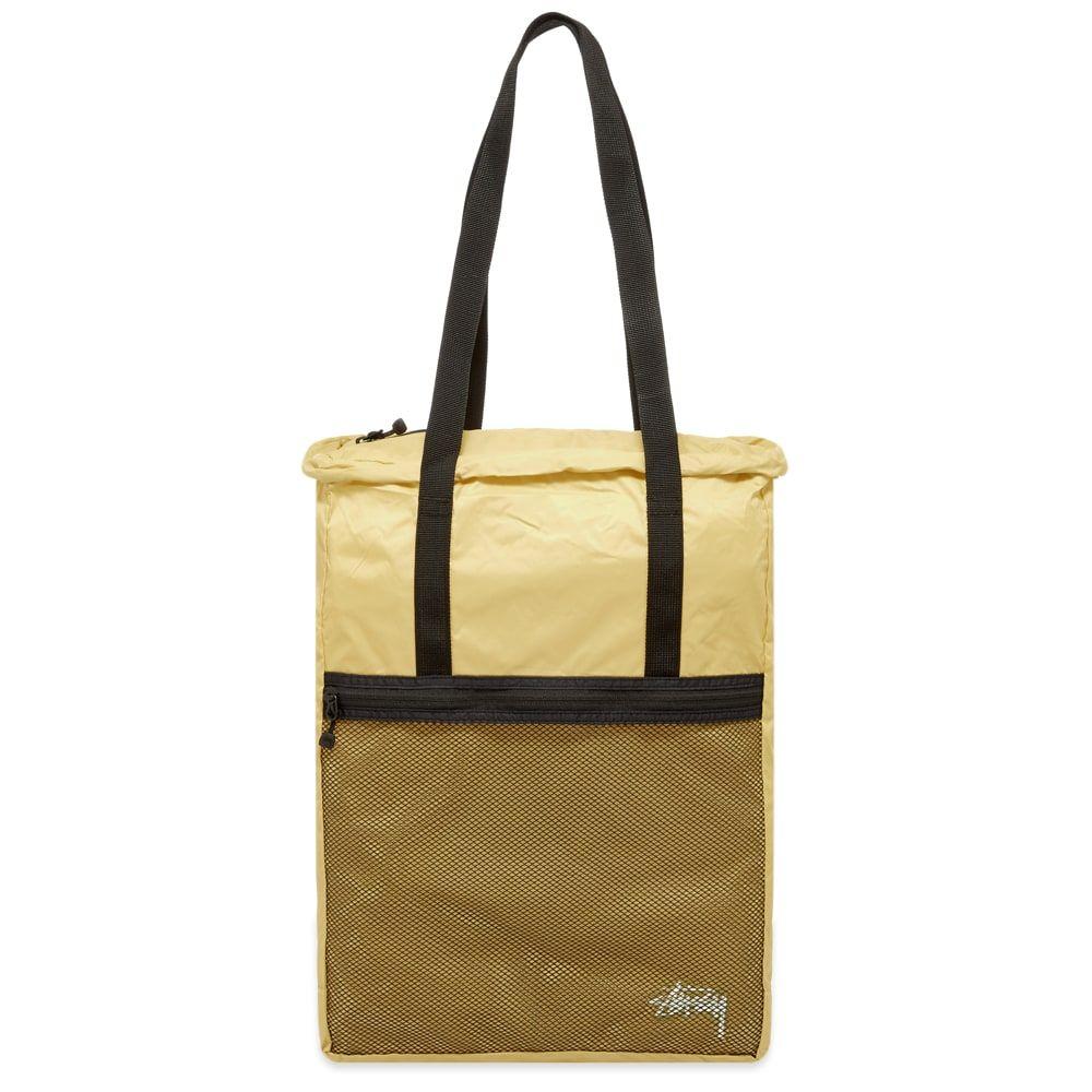 ステューシー Stussy メンズ トートバッグ バッグ【Light Weight Travel Tote Bag】Gold