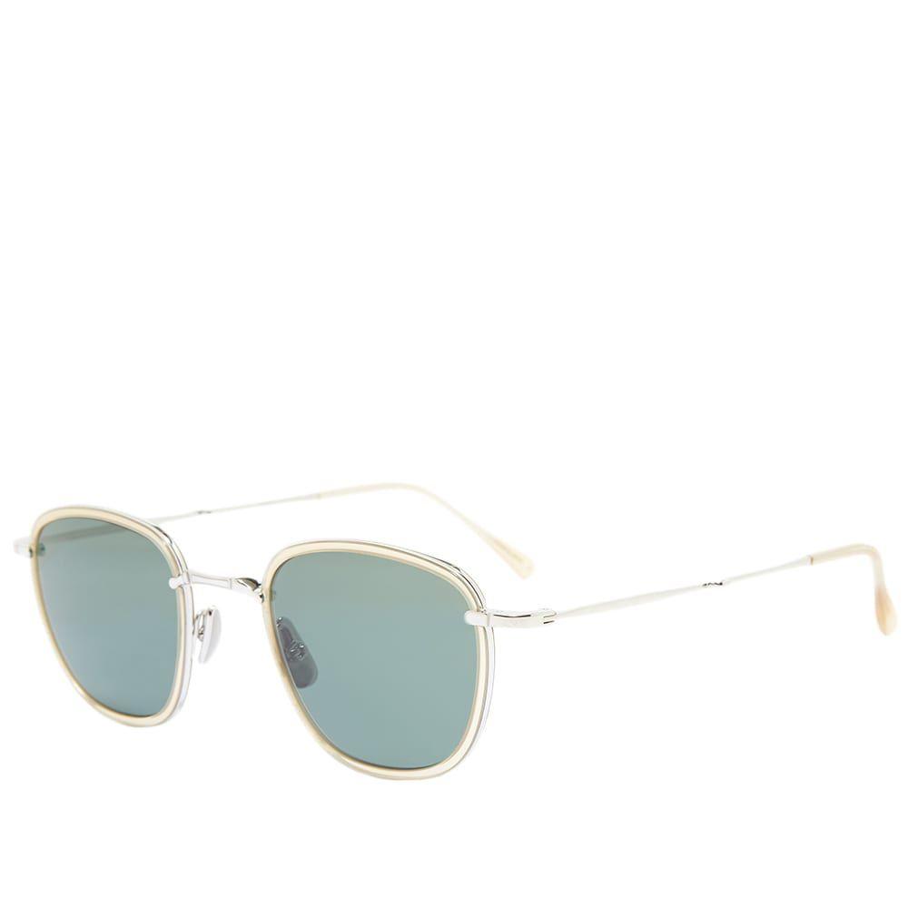 ミスター ライト Mr. Leight メンズ メガネ・サングラス 【Griffith S Sunglasses】Summit/Platinum