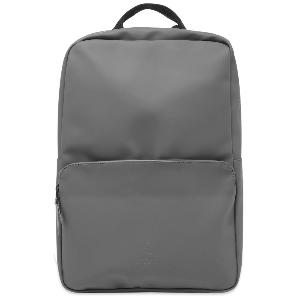 レインズ Rains メンズ バックパック・リュック バッグ【Field Bag】Charcoal