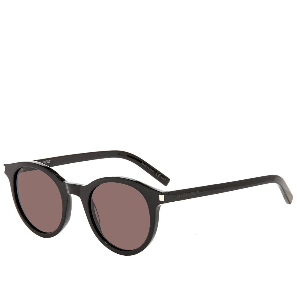 イヴ サンローラン Saint Laurent メンズ メガネ・サングラス 【SL 342 Sunglasses】Triple Black