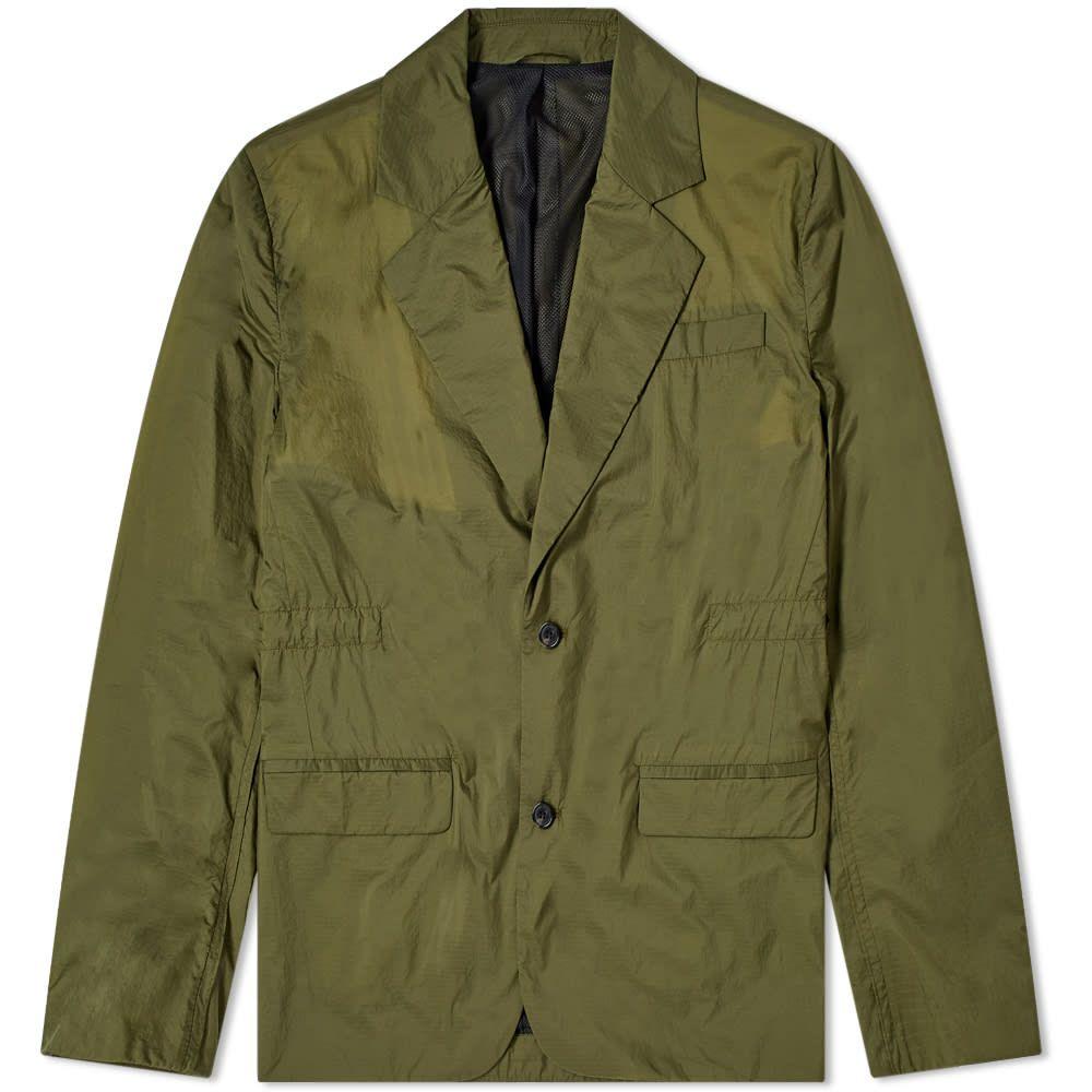 アクネ ストゥディオズ Acne Studios メンズ スーツ・ジャケット アウター【Jace Ripstop Blazer】Deep Green