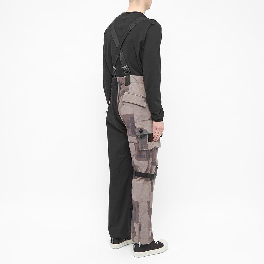 ミハラ ヤスヒロ Maison MIHARA YASUHIRO メンズ チノパン ボトムス・パンツ Camo Chino Trouser BlackMSVUzp