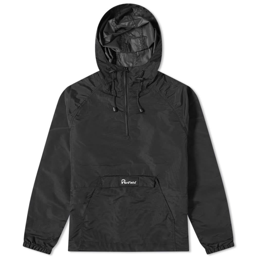 ペンフィールド Penfield メンズ ジャケット アウター【Pac Jac Packaway Jacket】Black