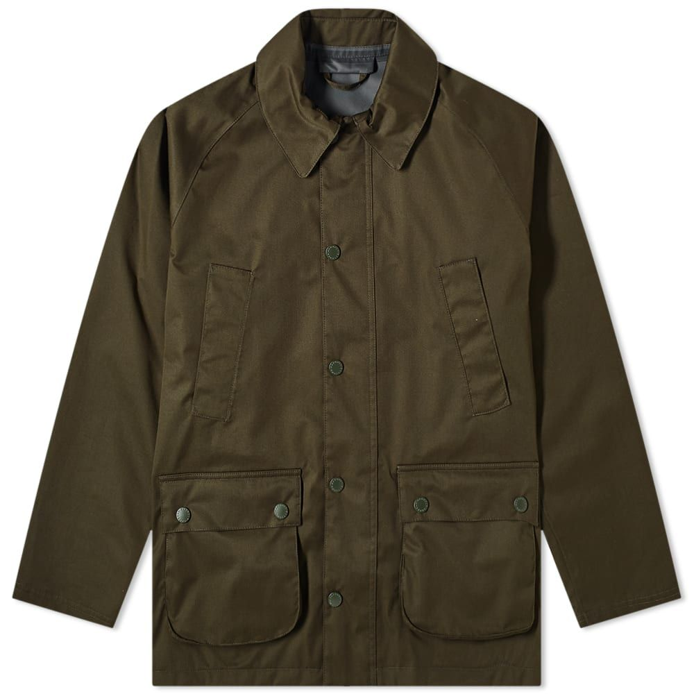 バブアー Barbour メンズ ジャケット アウター【Waterproof Bedale Jacket - White Label】Sage