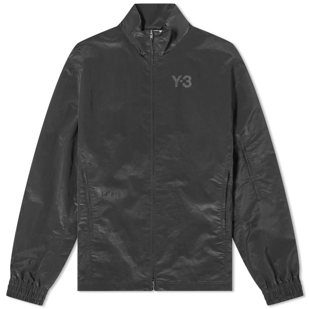 ワイスリー Y-3 メンズ ジャージ シェルジャケット アウター【Classic Shell Track Jacket】Black