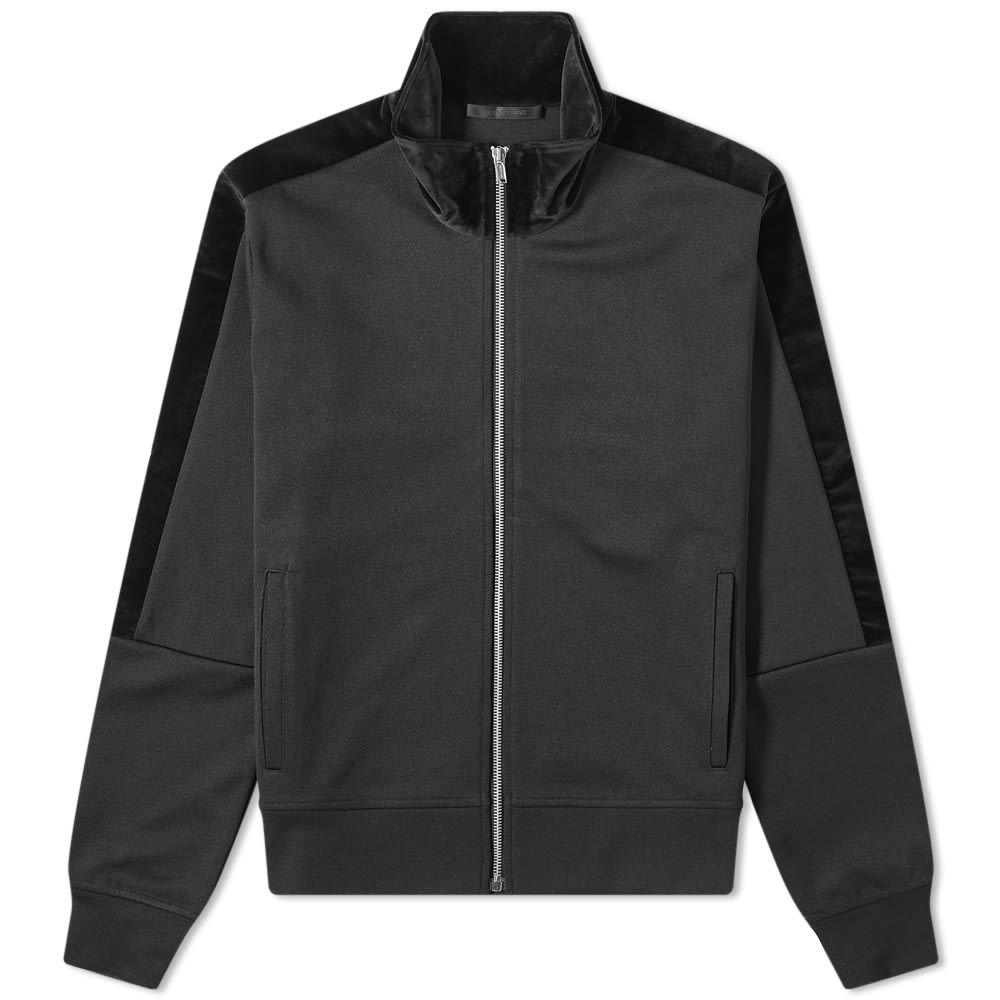 ヘルムート ラング Helmut Lang メンズ ジャージ アウター【Zip Track Jacket】Black