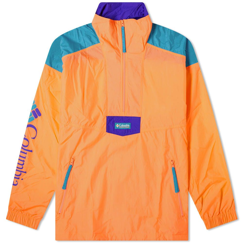 コロンビア Columbia メンズ ジャケット アノラック アウター Santa Ana Anorak Nectar Clear Water PurplemN80wnvyO