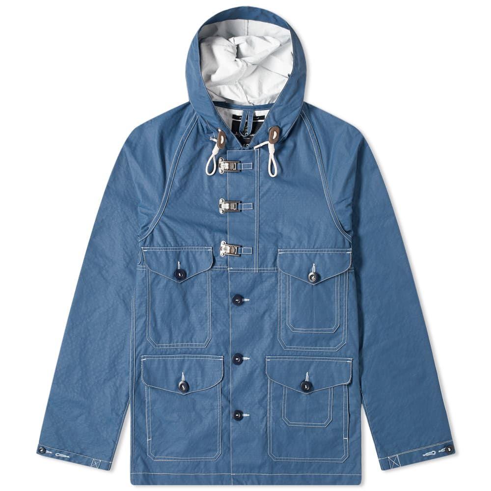ナイジェルケーボン Nigel Cabourn メンズ ジャケット アウター【Classic Cameraman Jacket】Blue