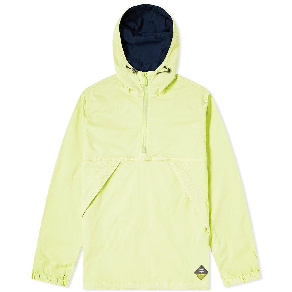 バブアー Barbour メンズ ジャケット アウター【Beacon Marsden Popover Jacket】Celery Green