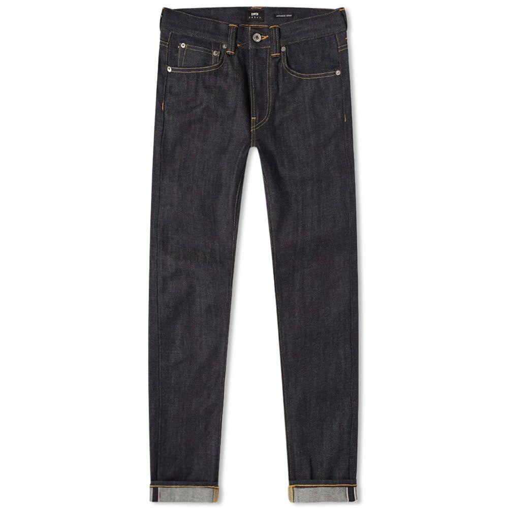 エドウィン Edwin メンズ ジーンズ・デニム ボトムス・パンツ【ED-80 Slim Tapered Jean】Unwashed