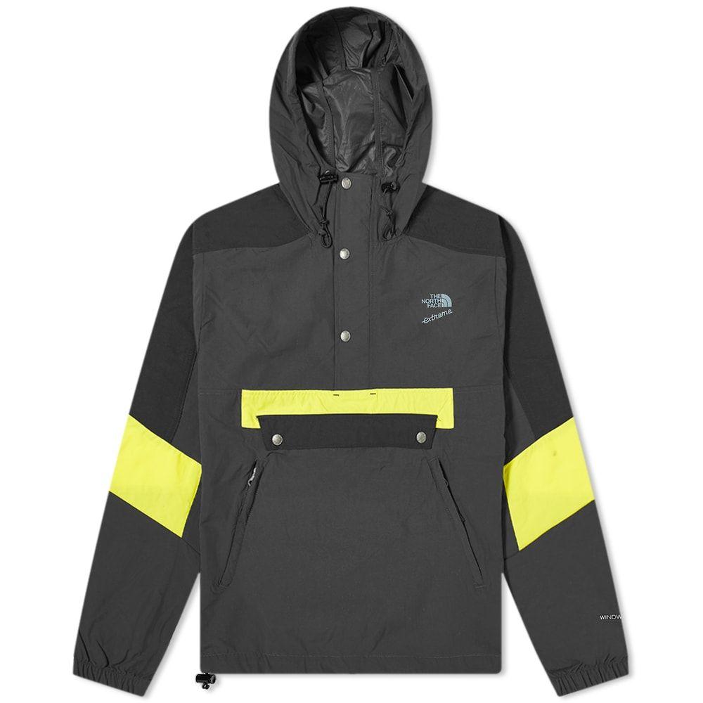 ザ ノースフェイス The North Face メンズ ジャケット アノラック アウター【92 Extreme Wind Anorak】Asphalt Grey Combo