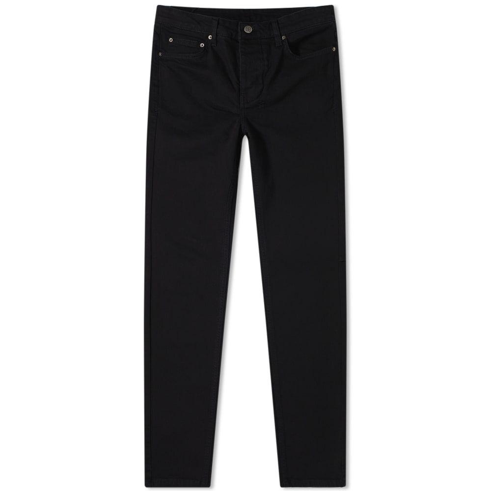 スビ Ksubi メンズ ジーンズ・デニム ボトムス・パンツ【Chitch Laid Back Zinc Jean】Black