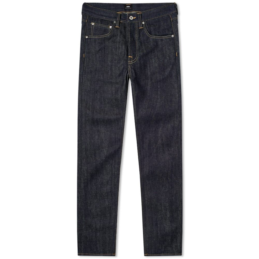 エドウィン Edwin メンズ ジーンズ・デニム ボトムス・パンツ【ED-55 Regular Tapered Jean】Unwashed