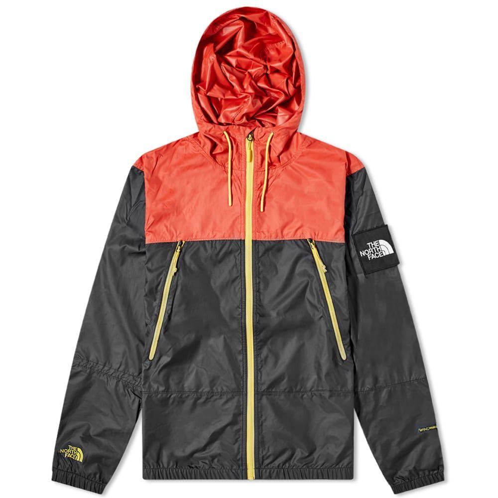 ザ ノースフェイス The North Face メンズ ジャケット マウンテンジャケット アウター【1990 Seasonal Mountain Jacket】TNF Black/Sunbaked Red