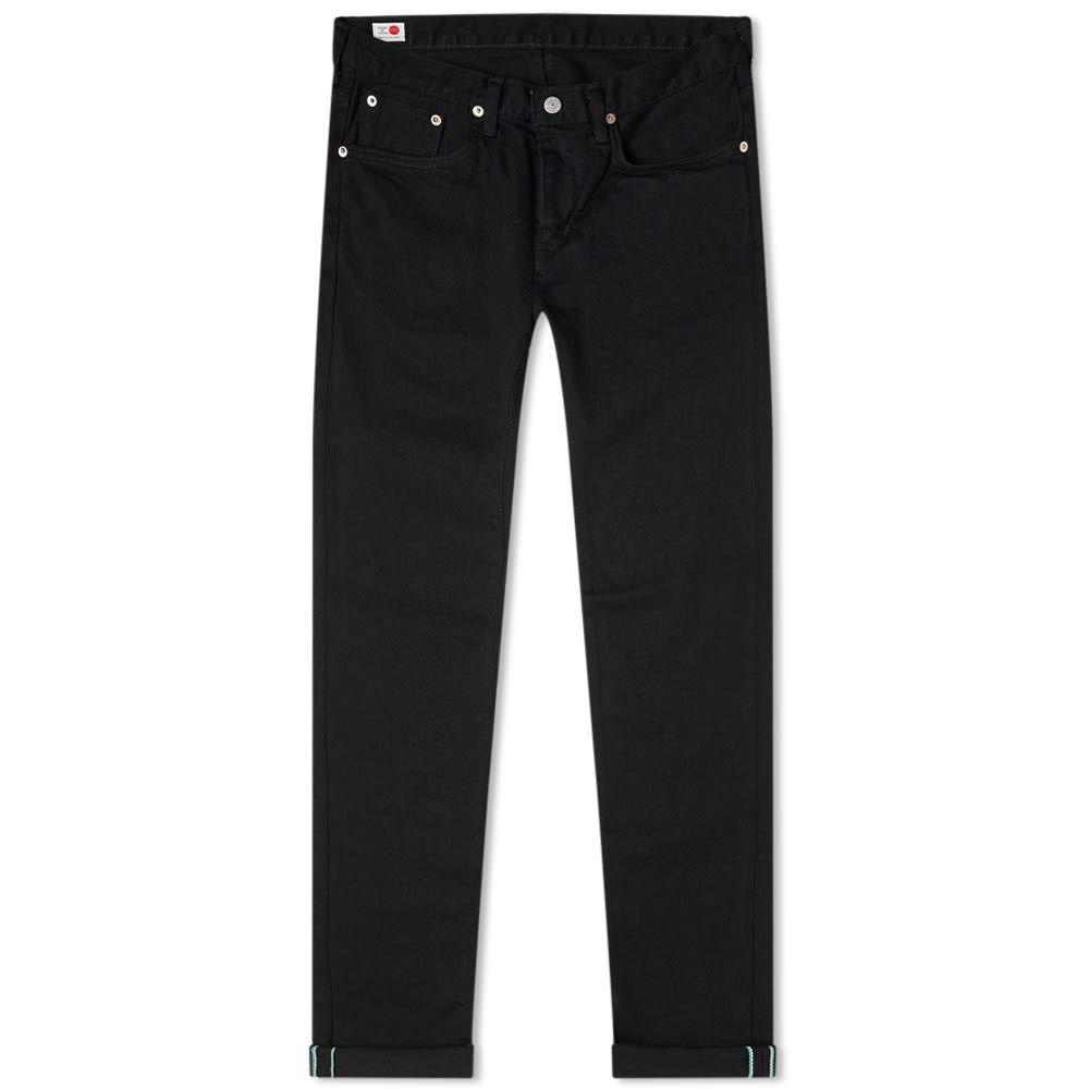 エドウィン Edwin メンズ ジーンズ・デニム ボトムス・パンツ【Slim Tapered Made In Japan Jean】Rinsed