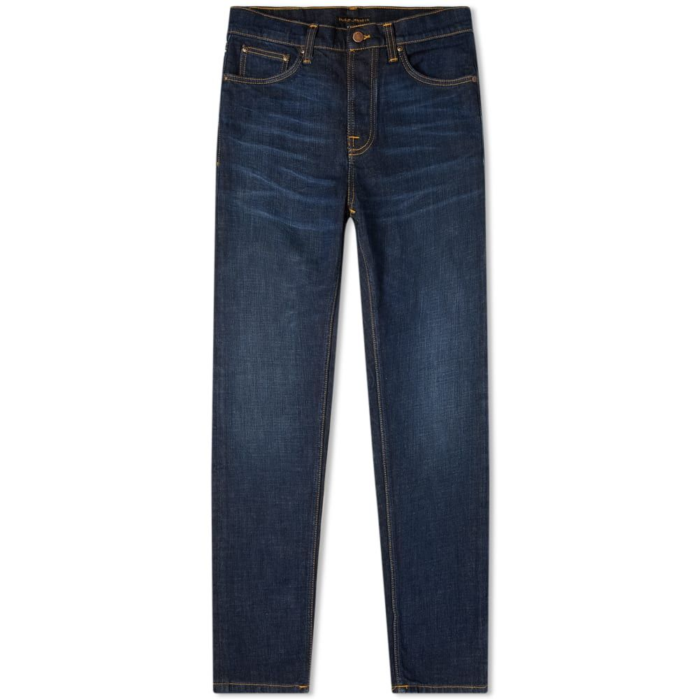 ヌーディージーンズ Nudie Jeans Co メンズ ジーンズ・デニム ボトムス・パンツ【Nudie Steady Eddie II】Dark Crush