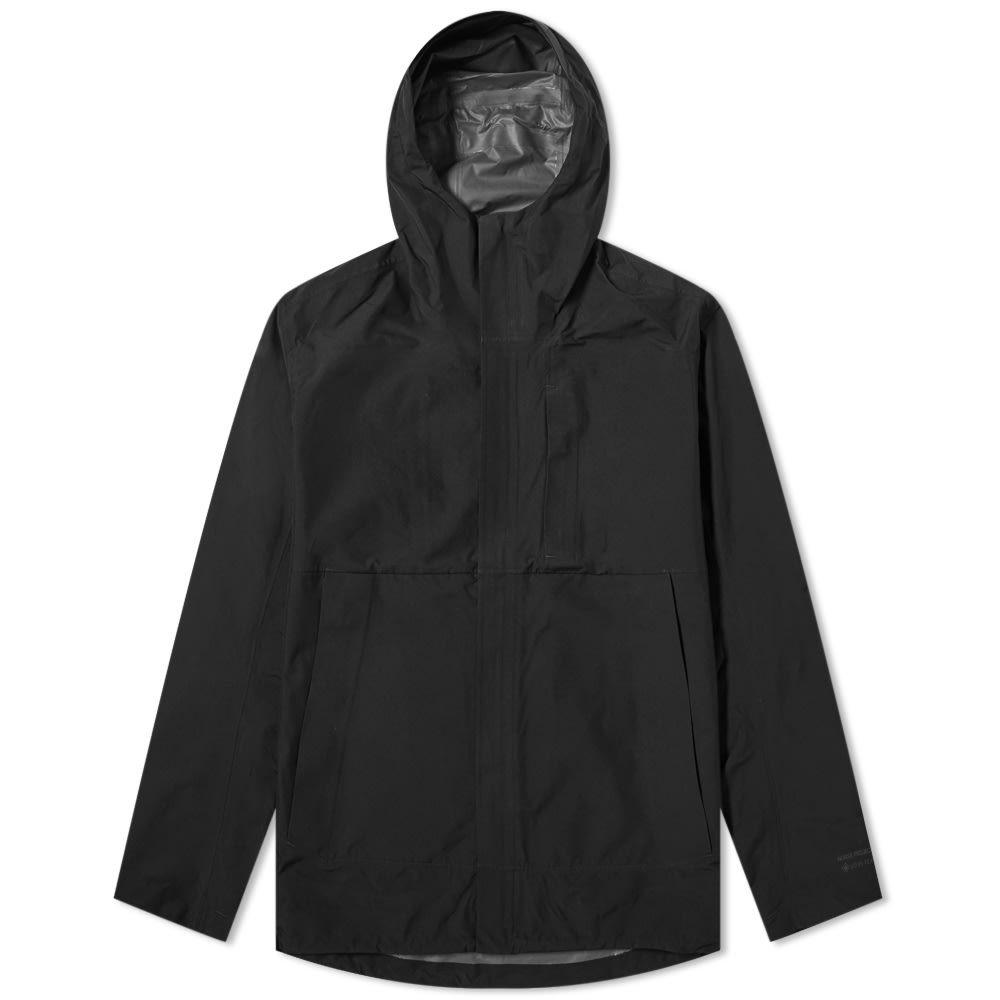 ノースプロジェクト Norse Projects メンズ ジャケット シェルジャケット アウター【Fyn Shell Gore-Tex 2.0 Jacket】Black