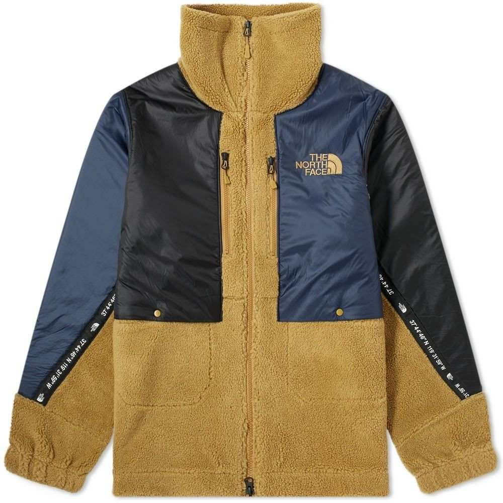 ザ ノースフェイス The North Face Black Series メンズ フリース トップス【High Neck Fleece Jacket】British Khaki