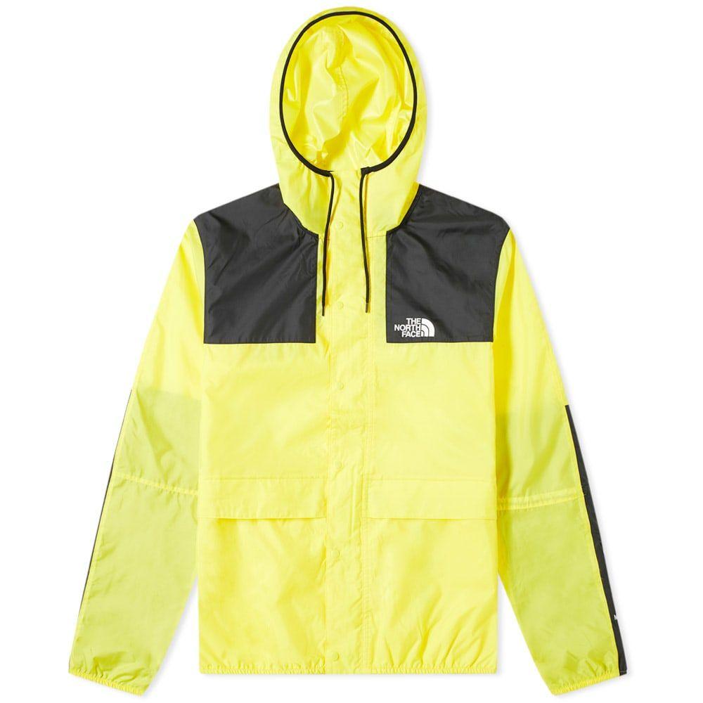ザ ノースフェイス The North Face メンズ ジャケット マウンテンジャケット アウター【1985 Seasonal Mountain Jacket】TNF Lemon