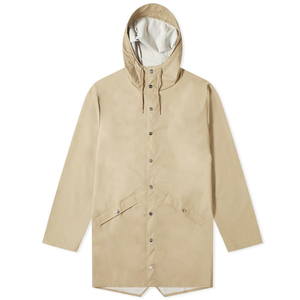 レインズ Rains メンズ ジャケット アウター【Long Jacket】Beige