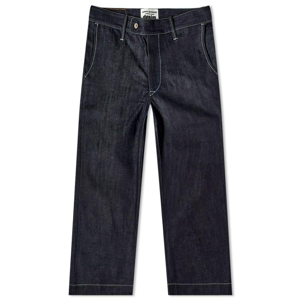 ジュンヤ ワタナベ Junya Watanabe MAN メンズ ジーンズ・デニム ボトムス・パンツ【Loose Jean】Indigo