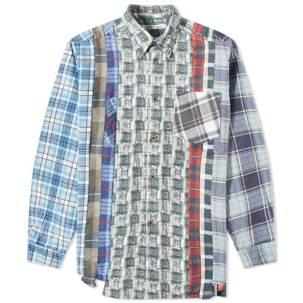 ニードルズ Needles メンズ シャツ トップス【Rebuild 7 Cut Shirt】Multi