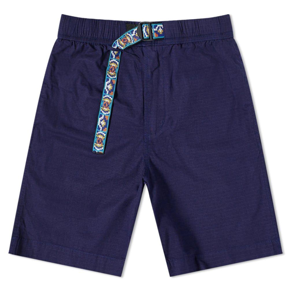 ペンフィールド Penfield メンズ ショートパンツ ボトムス・パンツ【Balcolm Short】Navy
