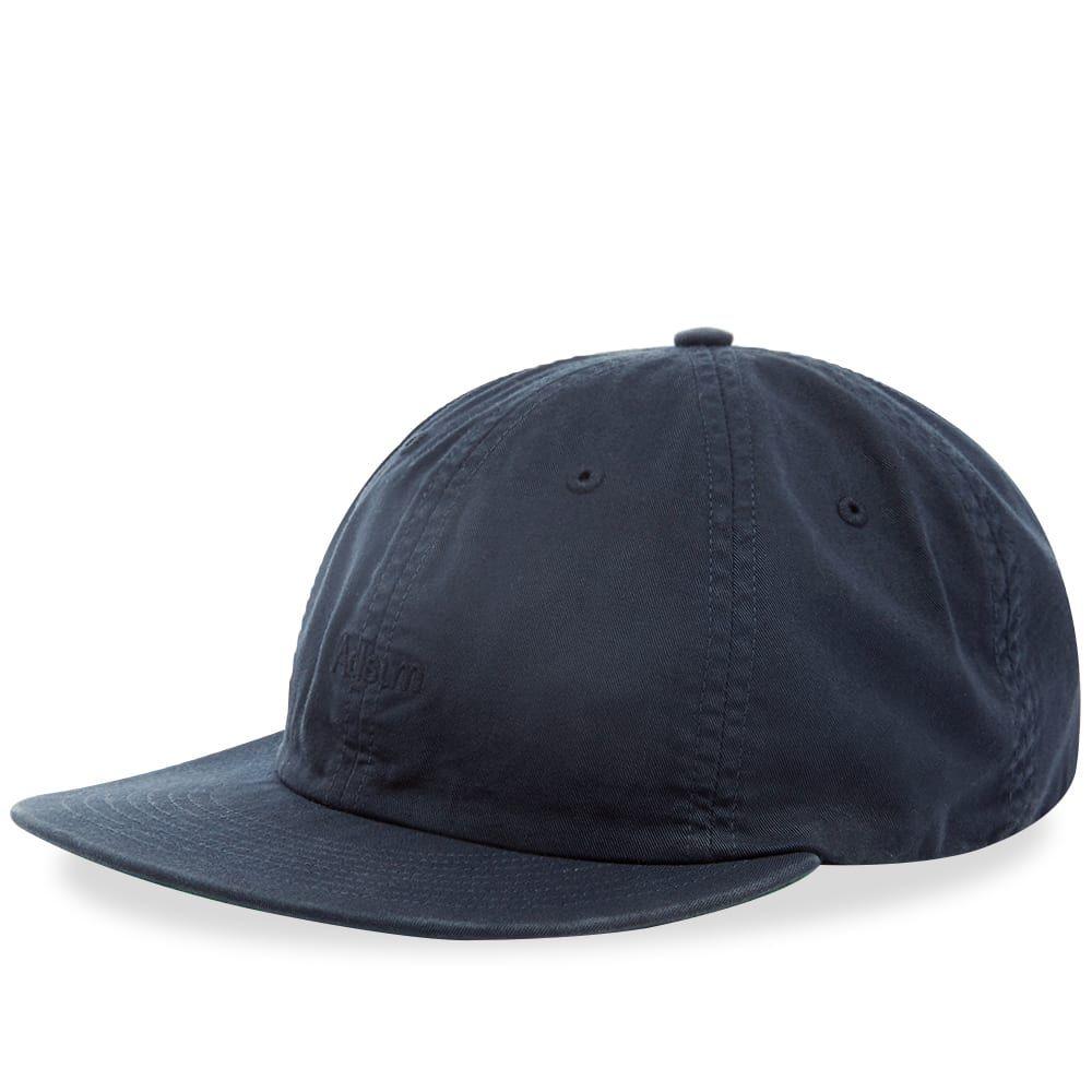 アドサム Adsum メンズ 帽子 【Overdye Core Logo Hat】Dark Navy