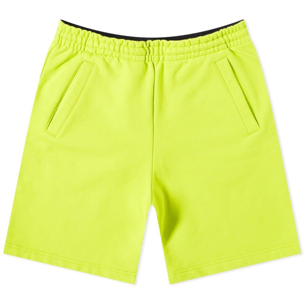 アクネ ストゥディオズ Acne Studios メンズ ショートパンツ ボトムス・パンツ【Fort Pink Label Short】Sharp Yellow