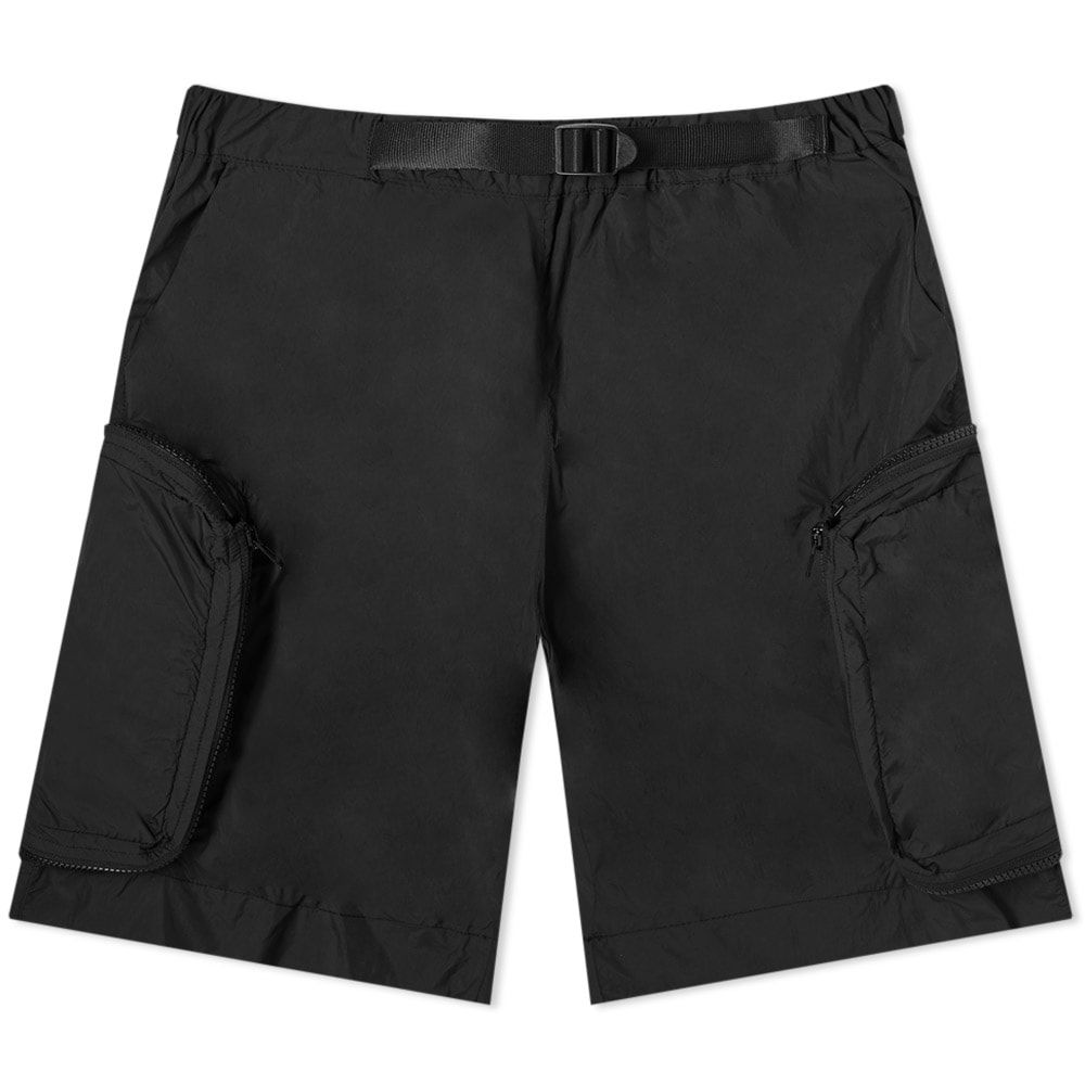 スタジオ アルケ Studio ALCH メンズ ショートパンツ ボトムス・パンツ【Nylon Short】Black