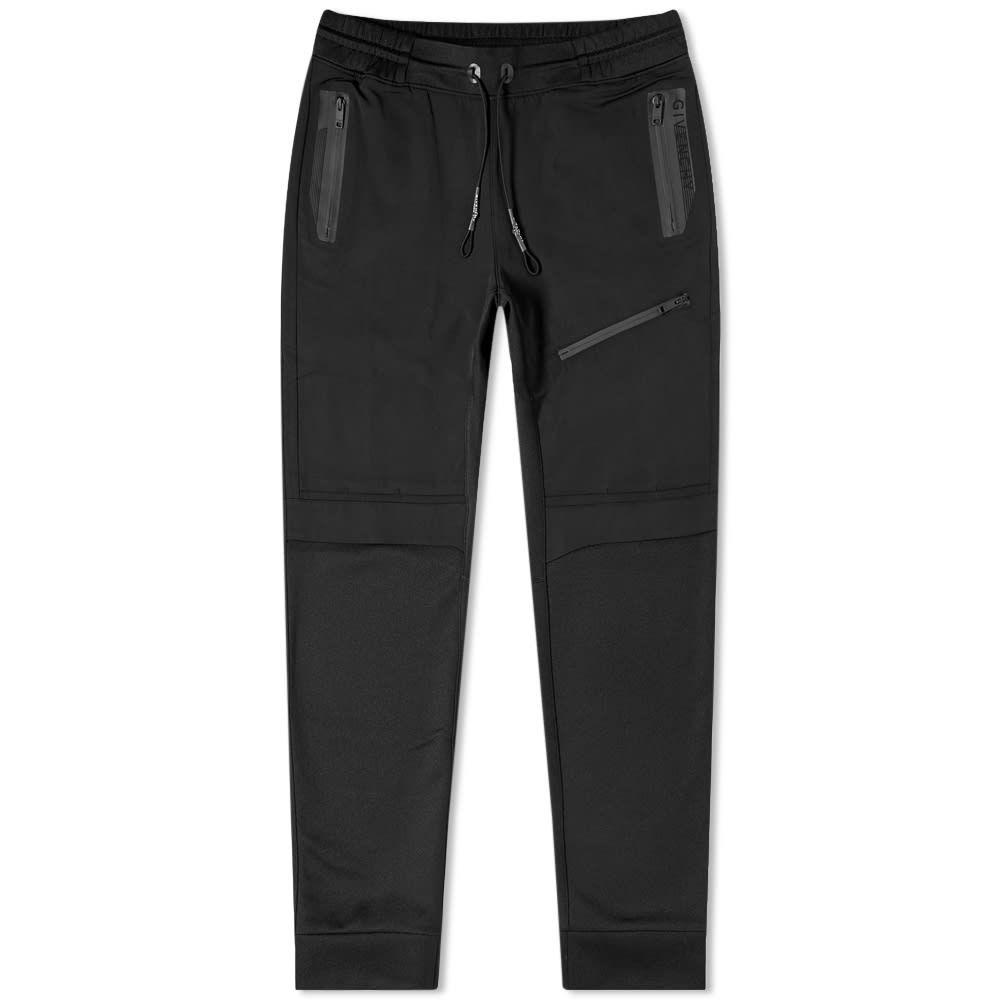 ジバンシー Givenchy メンズ スウェット・ジャージ ボトムス・パンツ【Structured Jogging Pant】Black