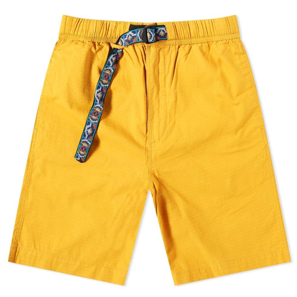 ペンフィールド Penfield メンズ ショートパンツ ボトムス・パンツ【Balcolm Short】Mineral Yellow