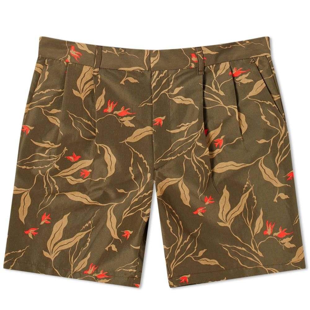 ラグ&ボーン Rag & Bone メンズ ショートパンツ ボトムス・パンツ【Jackson Short】Army Floral