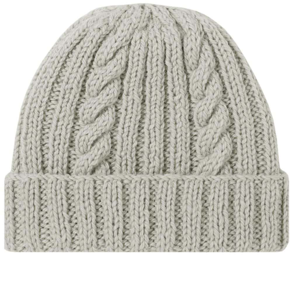 インバーアラン Inverallan メンズ 帽子 【aran hat】Dove Grey