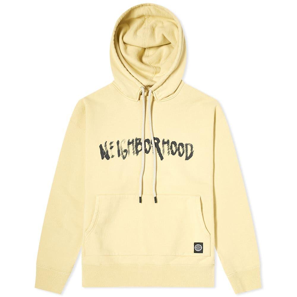 ネイバーフッド Neighborhood メンズ パーカー トップス【Heavys Hoody】Beige