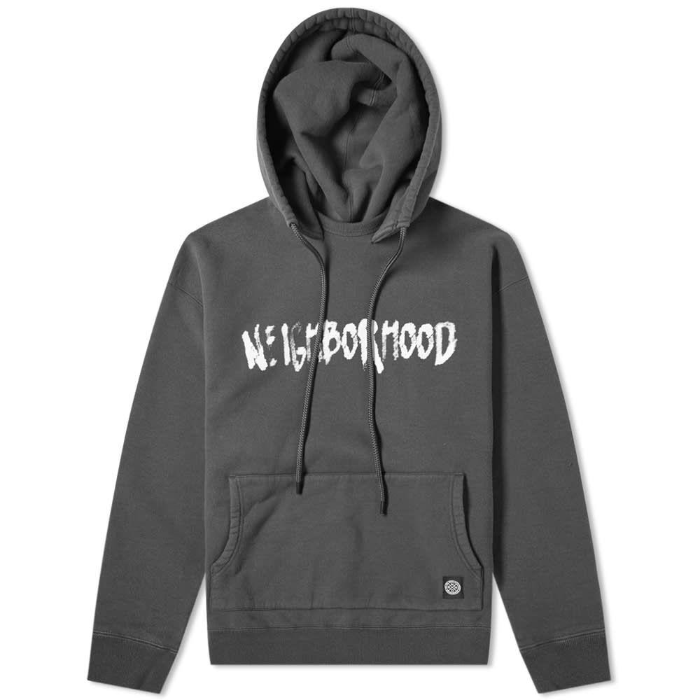 ネイバーフッド Neighborhood メンズ パーカー トップス【Heavys Hoody】Charcoal