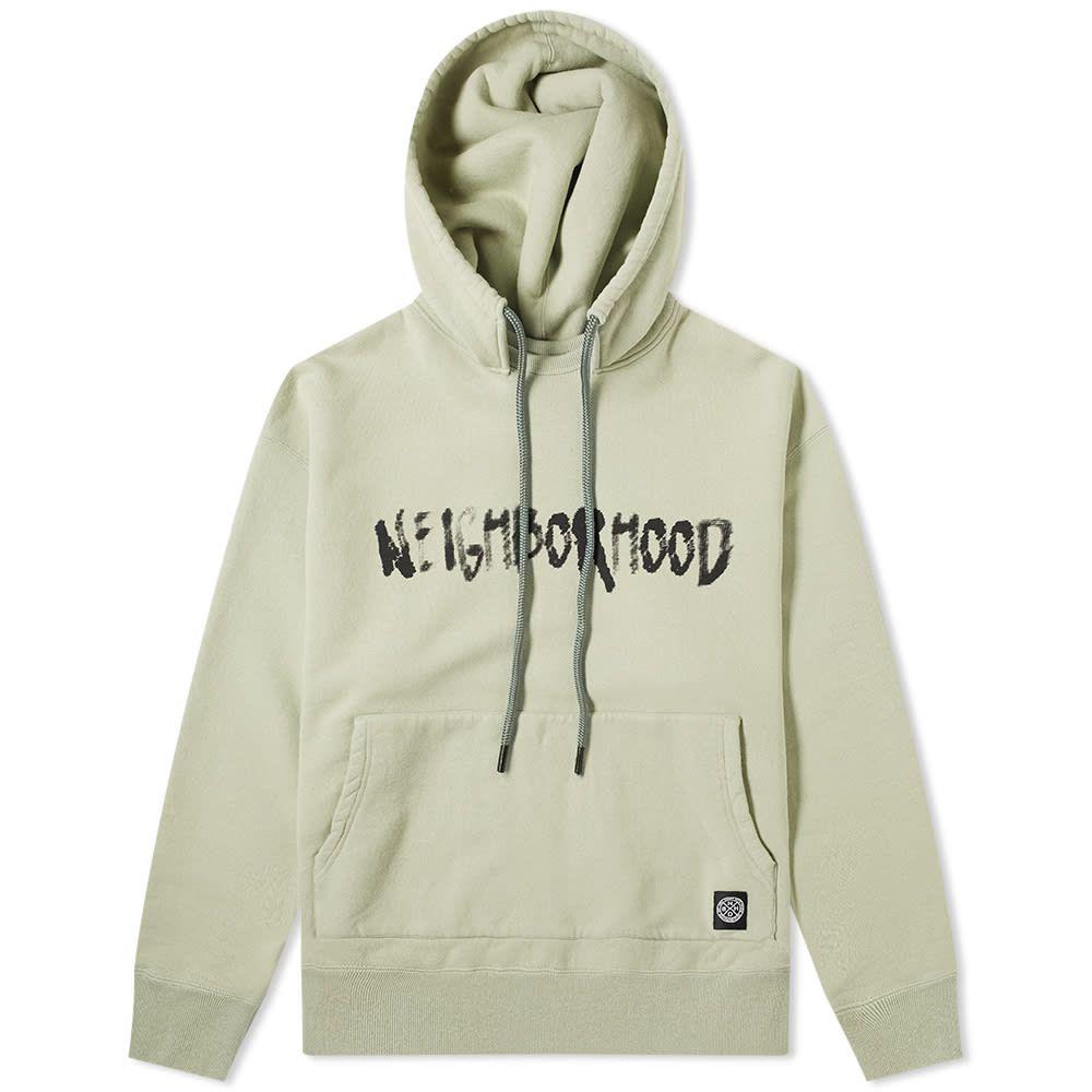 ネイバーフッド Neighborhood メンズ パーカー トップス【Heavys Hoody】Mint