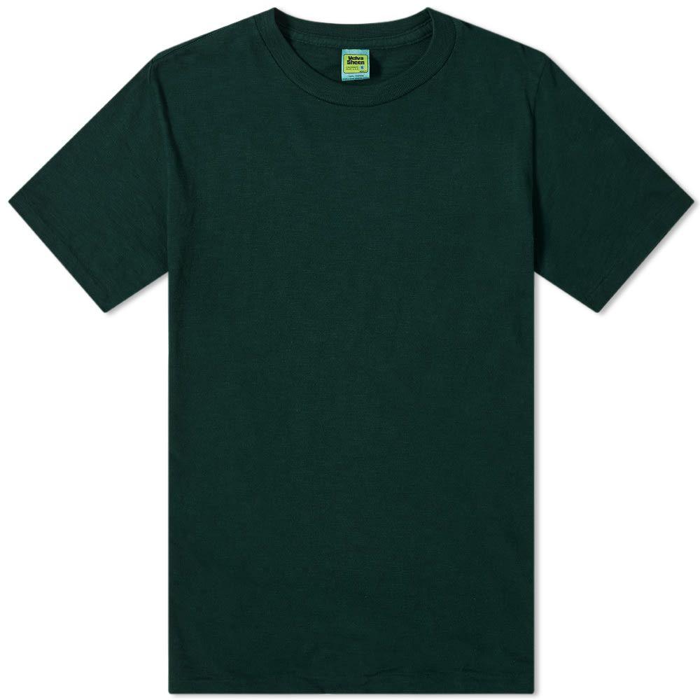 ベルバシーン Velva Sheen メンズ Tシャツ トップス【Regular Tee】Green
