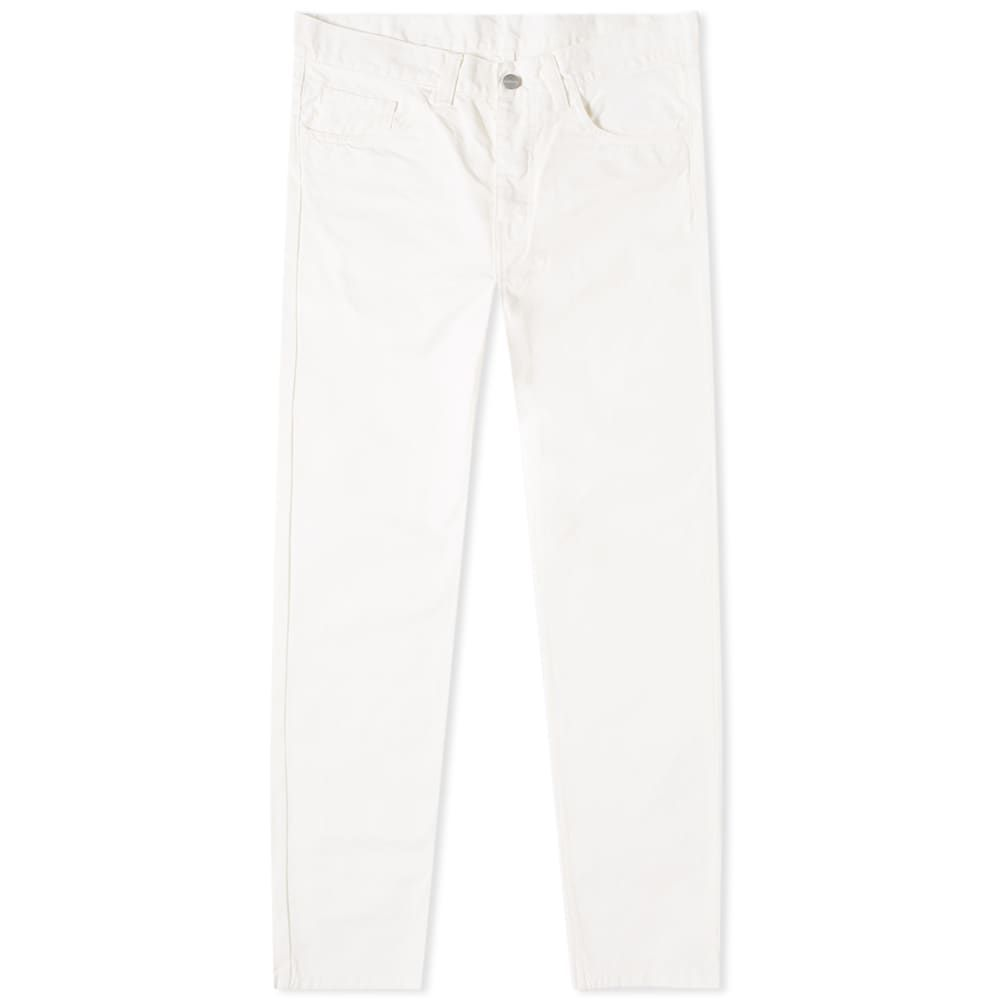 カーハート Carhartt WIP メンズ ボトムス・パンツ 【Newel Relaxed Tapered Pant】Off White