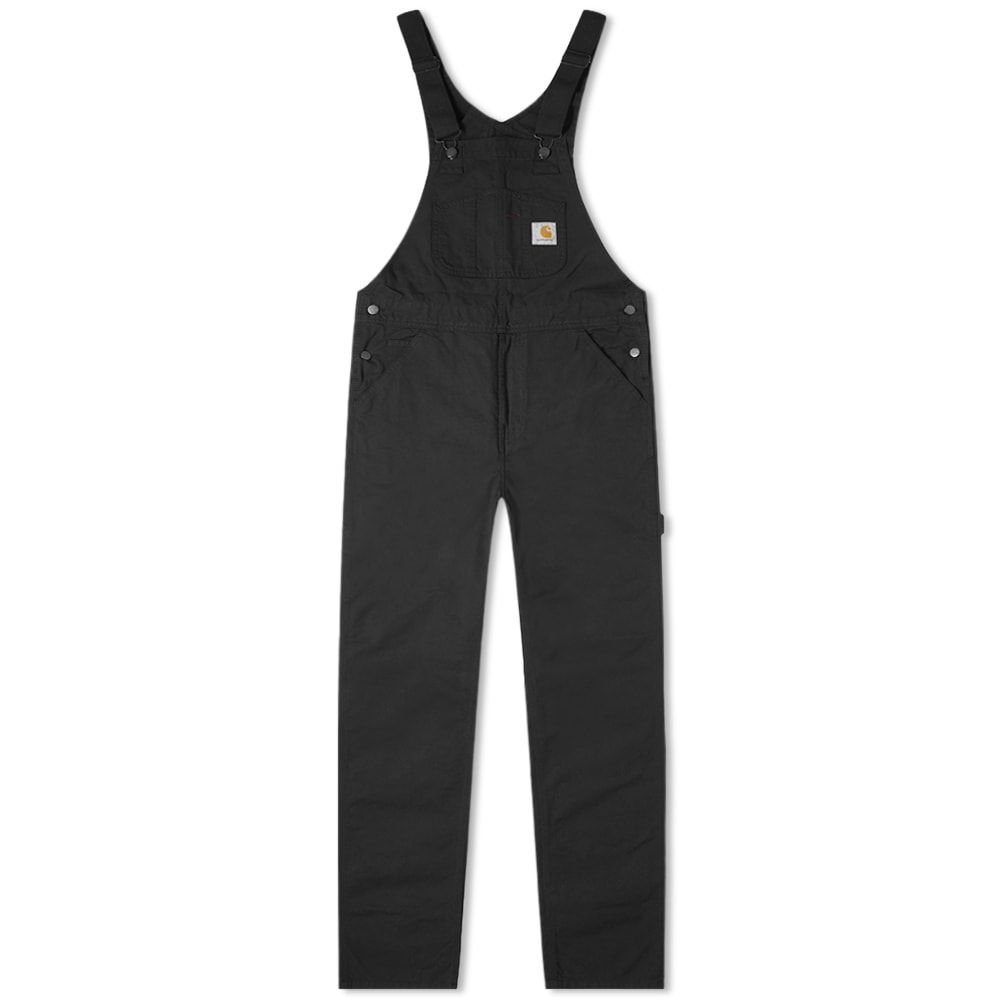 カーハート Carhartt WIP メンズ オーバーオール ビブパンツ ボトムス・パンツ【Bib Overall】Black