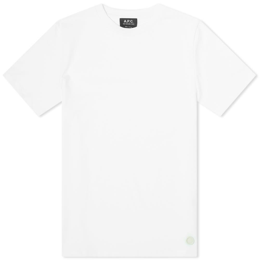 アーペーセー A.P.C. メンズ Tシャツ トップス【Leo Classic Tee】White