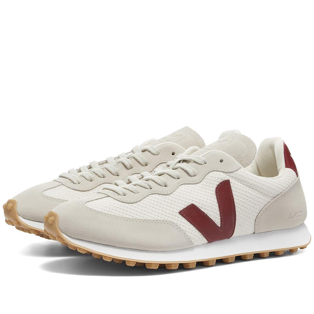 ヴェジャ Veja メンズ スニーカー シューズ・靴【Rio Branco Vintage Runner】White/Marsala