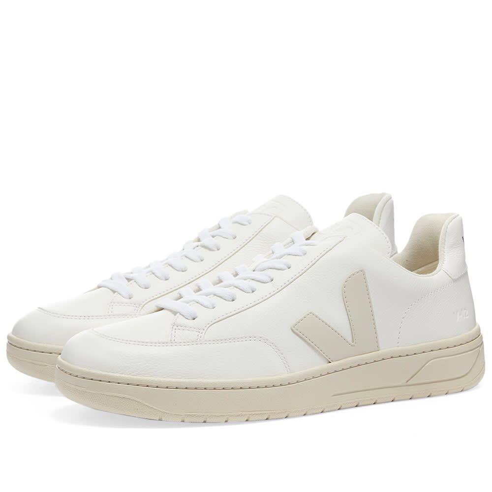ヴェジャ Veja メンズ スニーカー シューズ・靴【V-12 Sneaker】White